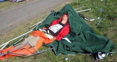 10 erros comuns na trilha e camping