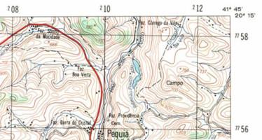 Orientação com bússola e mapa – Parte 3