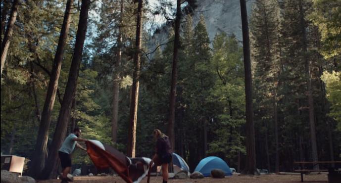 Esse vídeo vai te deixar com vontade de acampar!