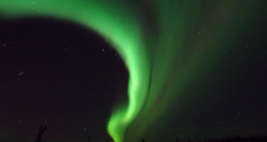 A Aurora Boreal – Alaska