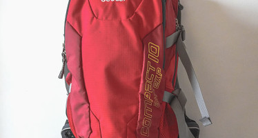Review Mochila Compact Air EXP 10 Deuter