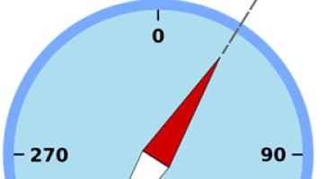 Orientação com bússola e mapa – Parte 2