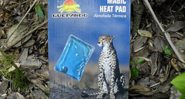 Almofada Térmica – Guepardo