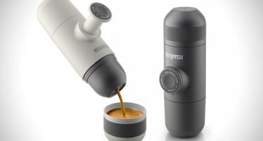 Minipresso, café expresso na montanha!