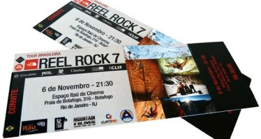 Sorteio – Ingressos Reel Rock Tour – RJ