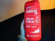 Isolante inflável Forclaz Air Quechua